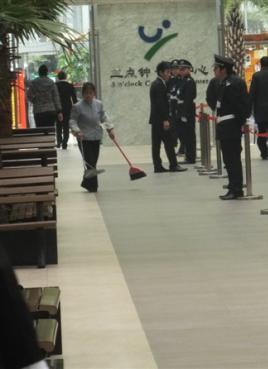 中特保-枣庄保安通行安检服务