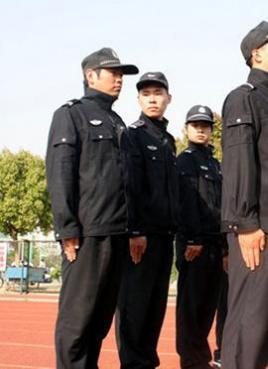 开保安公司是老板的事而管理是保安队长的事!