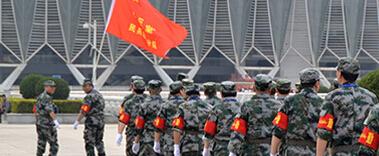 加强保安队伍职业化建设