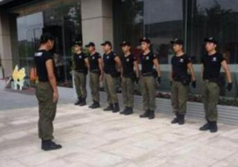怎么样培训保安队伍的团队精神?